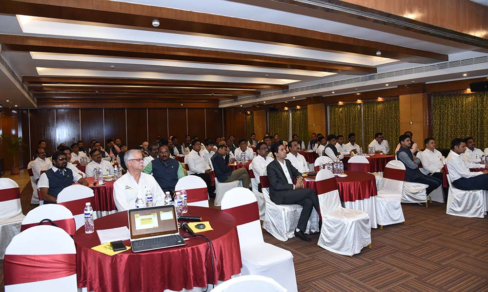 EVLI BARDAHL successfully completed their 1st Sales Conference in Goa, India.