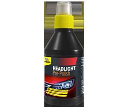 Headlight Pre Polish