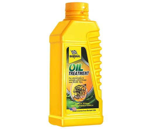 Oil Treatment
