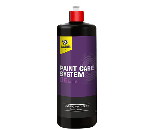 Paint Care System - Excel