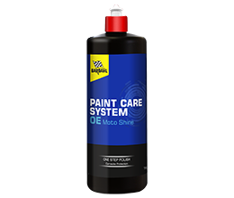 Paint Care System - One Step Shine