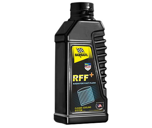 Radiator fast flush +