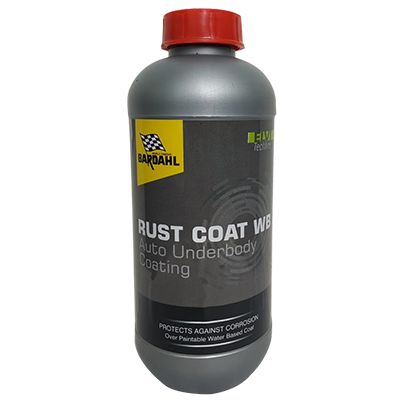 Rust Coat Water Based
