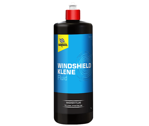 Windshield Klene Fluid