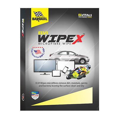 ELVI Wipex Microfibre Wipe Yellow