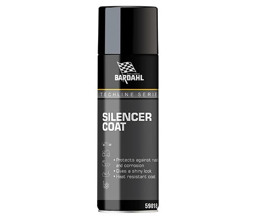 Silencer Coating (Silver)