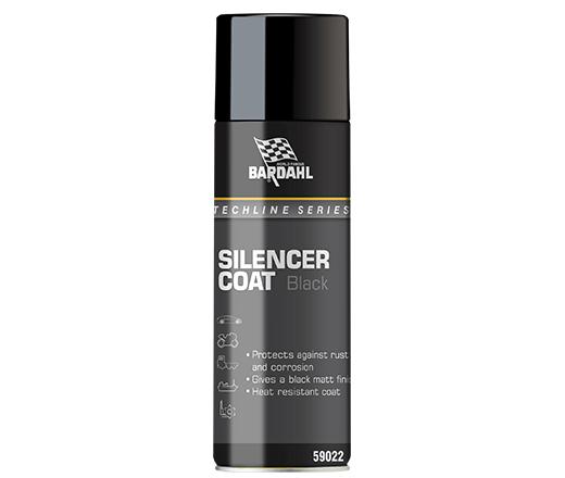 Silencer Coating (Black)